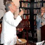 w/ John Densmore at Book Soup