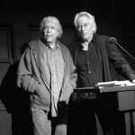 w/Michael McClure at Beyond Baroque