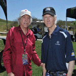 w/Robby Krieger at St.Jude Benefit