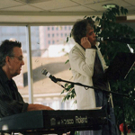 w/Ray Manzarek at Borders (1999)